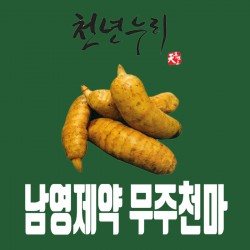 [남영제약] 무주천마 발효진골드 (80ml X 30포) [1개월분]