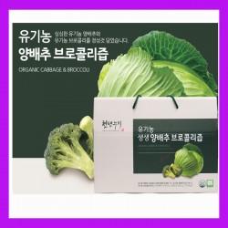 [남영제약] 양배추 브로콜리즙, 100% 유기농 원물사용, 국내산제품